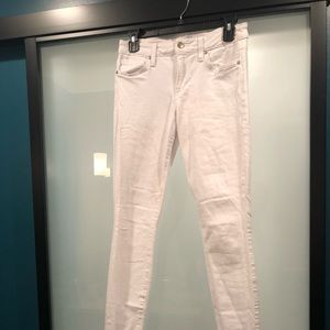Joes Jeans White Skinny